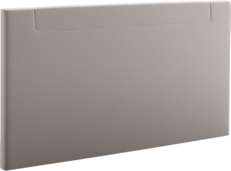 Svane® hodegavl Berlin B150 cm Moment Ice Grey