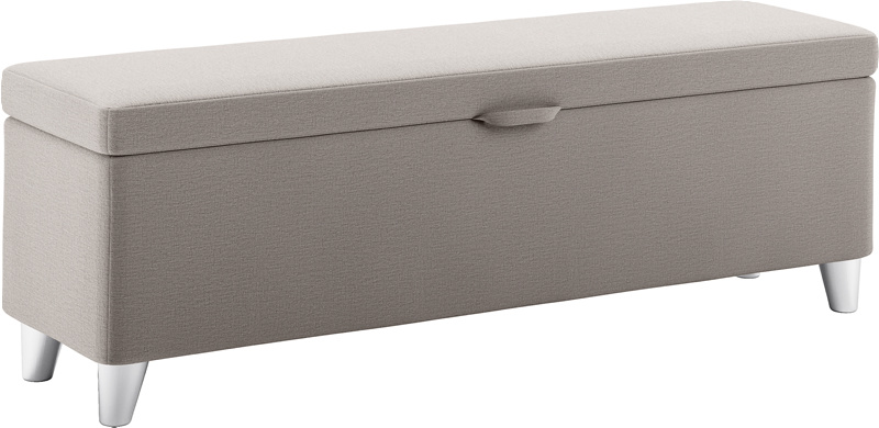 Svane® Opera pall Pall i tekstil   Moment Ice Grey