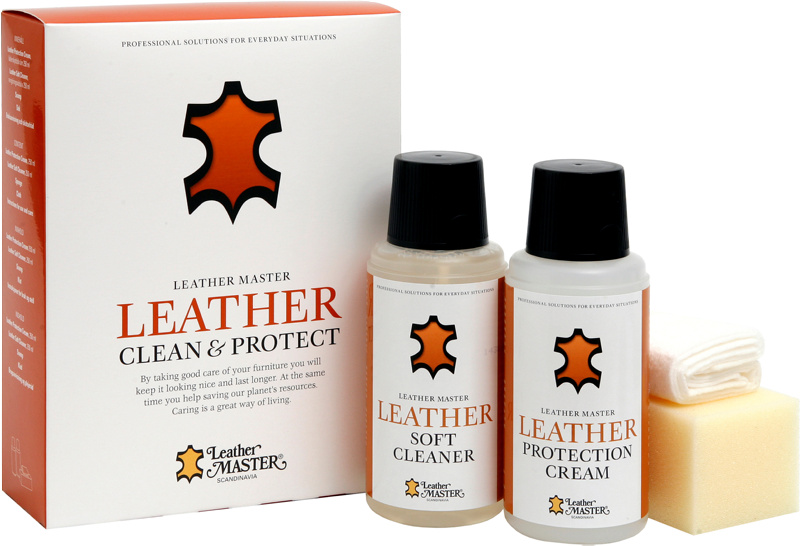 Maxi Leather Clean & Protect 2 x 250 ml