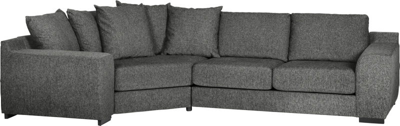 Queen sofa Stoff King