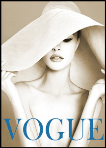 Poster art Poster Board / Vogue
