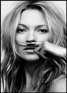 Poster Board / Kate Moss 5