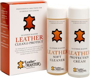 Mini Leather Clean & Protect pakke