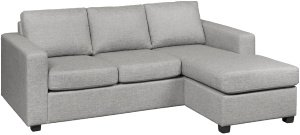 3-seter sofa Dallas 3-seter m/sjeselong